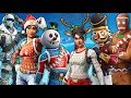 I can ONLY Kill Christmas Skins in Fortnite...