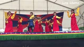 Dances and songs from Eastern Tibet and Mongolia (Himalaya Festival)