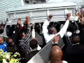 New Orleans Jazz Funeral for tuba player Kerwin James