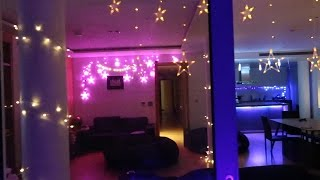 """TINSEL TIME!!!"" 