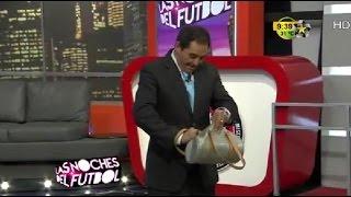 Chavana Descubre Algo En La Bolsa De La Enmascarada