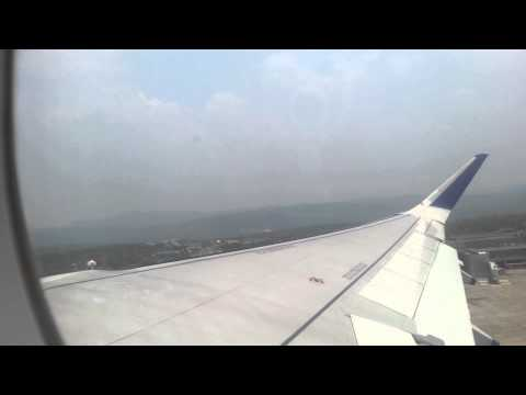 Indigo airlines takeoff from calicut airport