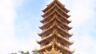 Giới thiệu về Bảo tháp Liên hoa - chùa Linh Ứng, Thịnh Long, Hải Hậu, Nam Định