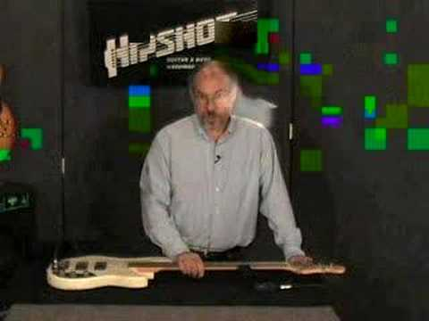 Installing the Hipshot Products Bass Xtender