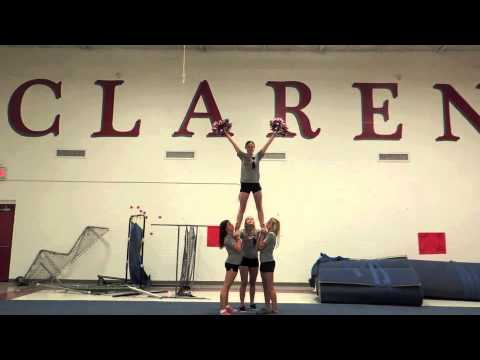 Clarenceville High School Yearbook Commercial 2013