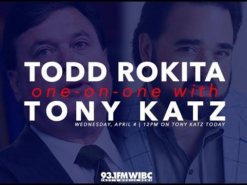 Todd Rokita Believes We Need A True Trump Ally | Tony Katz