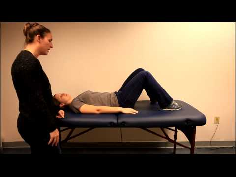 Lumbar Manual Muscle Testing And Manual Muscle Testing