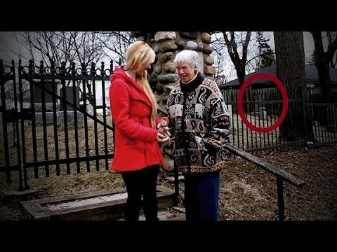 GHOST HUNTING AT TWO CEMETERIES!