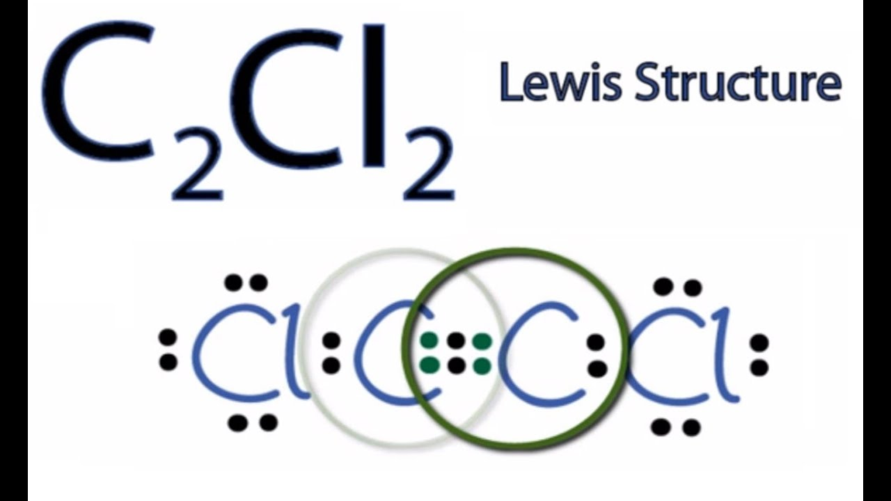 lewis structure c2cl2 Should be in terms of principles of molecular structure and intermolecular forces compound formula lewis electron-dot diagram : ethanethiol ch 3 ch 2 sh : ethane.