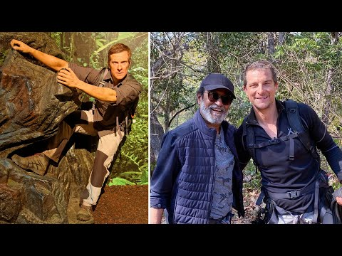MAN vs WILD | Bear Grylls Biography In Telugu | Inspirational Video In Telugu
