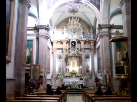 soledad de graciano sanchez - municipio de slp - iglesia del pueblo -