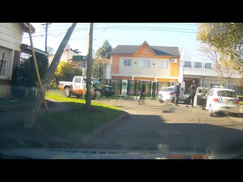 Cámaras de seguridad de San isidro: Así detuvieron a los delincuentes en Villa Adelina