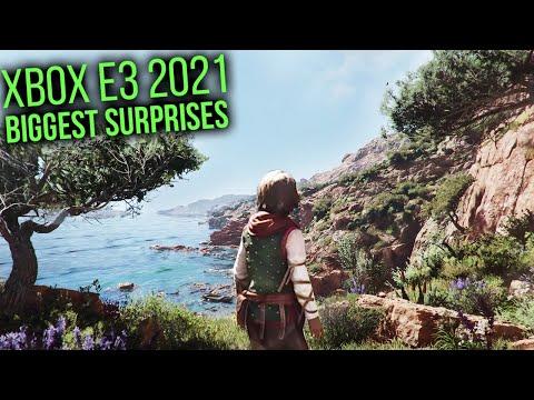 XBOX E3 2021: 10 Biggest Surprises [4K]
