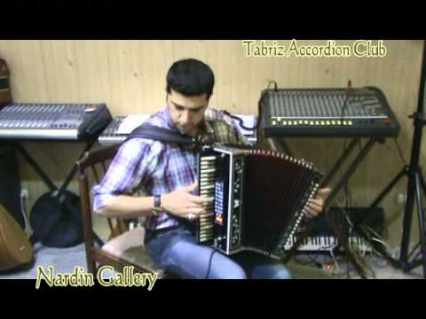 Ata Ghaffarian Asll Playing Azeri Mugham By Digital Garmon, video