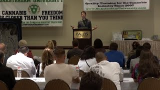 Four Day Seminar Aims To Show Attendees How To Grow Marijuana