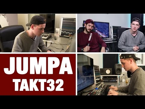 "Studio-Session: Jumpa remixt ""Lass sie tanzen"" & Takt32 rappt (16BARS.TV)"
