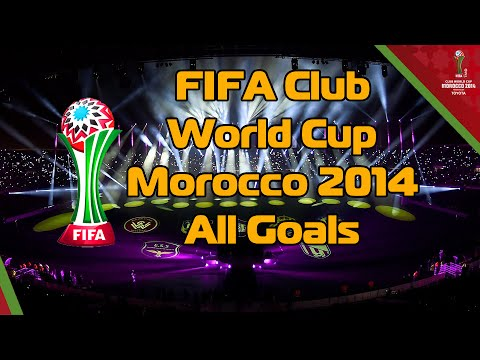 FIFA Club World Cup Morocco 2014 All Goals