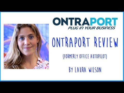 Office Autopilot Review-Part 1...better than Infusionsoft, Nancast and 1Shopping Cart?
