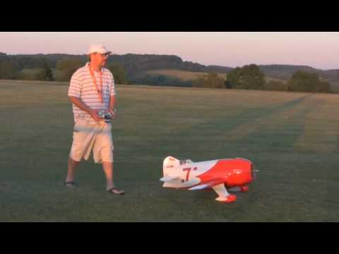 Great Planes R2 Gee Bee RC Plane