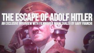 New Film Reveals Hitler Fled to Argentina - Noam Shalev