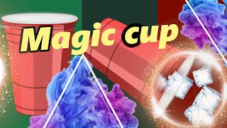 Magic Tricks For Beginners - How to Vanish Ice Cubes