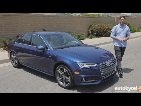 2017 Audi A4 Test Drive Review