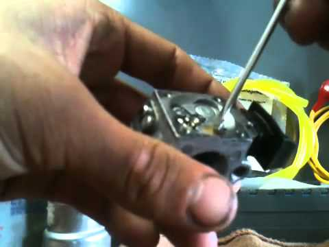 Walbro carburetor repair