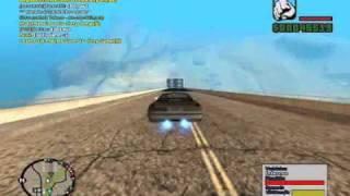 GTA: San Andreas MEGA Jump