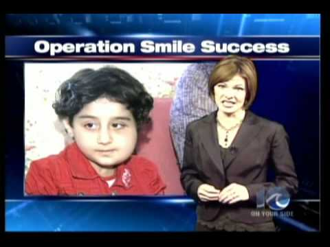 Operation Smile Provides Surgery to Children
