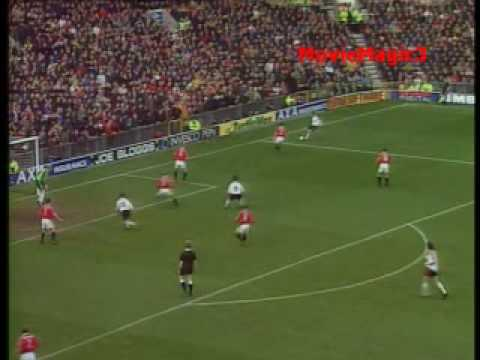 Manchester United : The Treble - Season Review 1998/99 7/13
