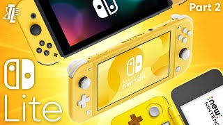Nintendo Switch Lite is OVERPRICED but WORTH IT! - Everything you NEED to know Part 2!