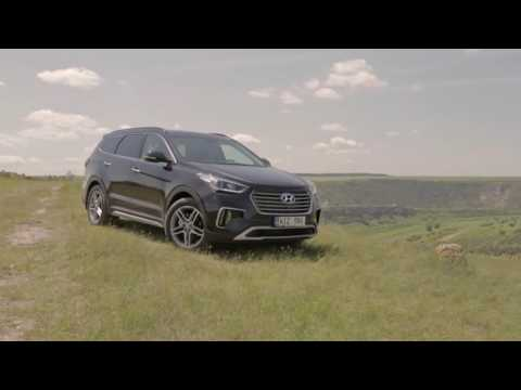 Hyundai Grand Santa Fe Facelift Test Drive AutoBlog MD