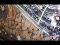 Hong Kong shoppers injured when escalator goes into reverse – video thumbnail