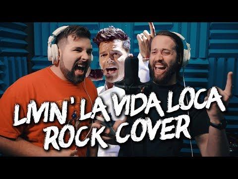 Livin' La Vida Loca (Shrek 2) - METAL (Cover by Jonathan Young, Caleb Hyles & SixteeninMono)