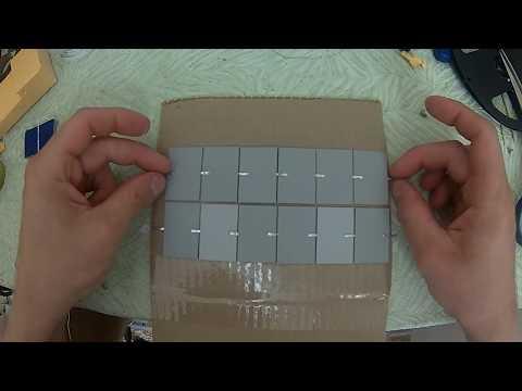 Можно ли сделать солнечную панель своими руками 83
