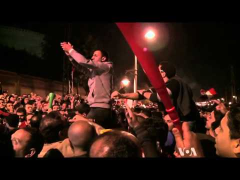 Egyptians Take to the Streets Ahead of Constitution Vote