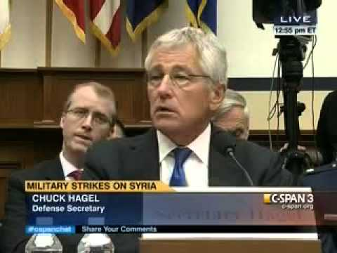 Shea-Porter Questions Consequences of Military Strikes in Syria