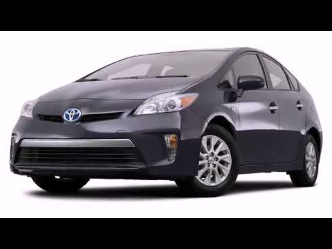 2014 Toyota Prius Plug in Video