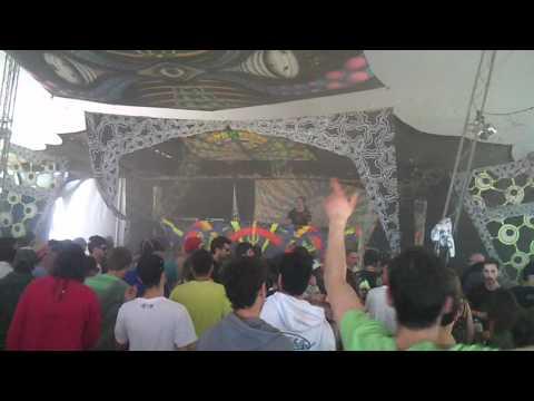 Future Visions 2012 - Alienn @ Fazendas de Almeirim