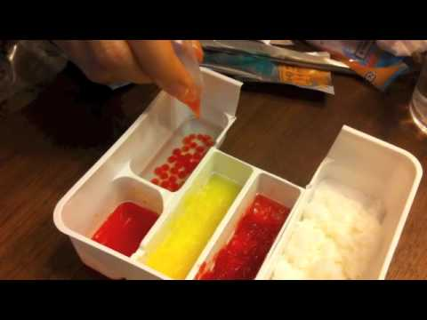 Kracie Sushi Jelly