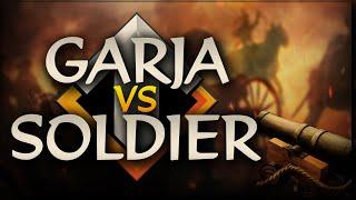 ⚔️ Age of Empires 3: Garja vs SoldieR [Best of 9 Showmatch]