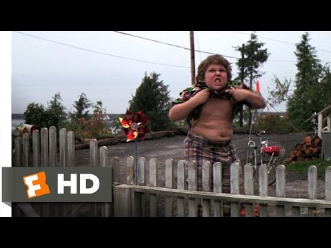 The Goonies (1/5) Movie CLIP - Truffle Shuffle (1985) HD