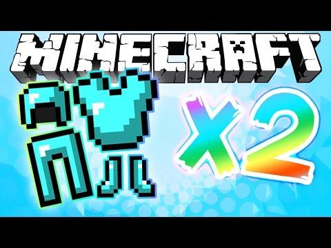 ДВА АЛМАЗНЫХ СЕТА! [Minecraft Team SkyWars Mini-Game]