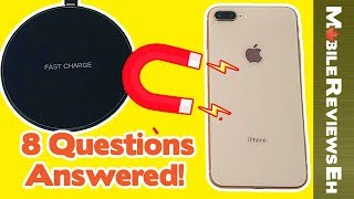 Everything you need to KNOW about WIRELESS charging on the iPhone 8 and iPhone X