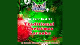White Christmas Karaoke Version In The Style Of Traditional Christmas
