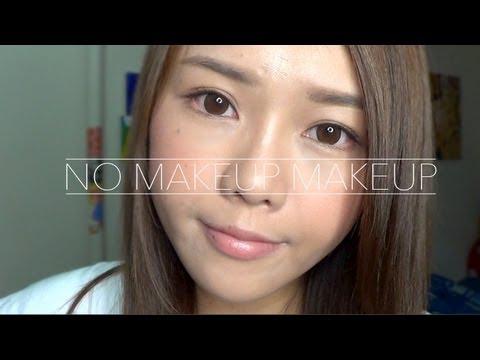 零妝感妝容示範 ✿ No Makeup Makeup(只限電腦)