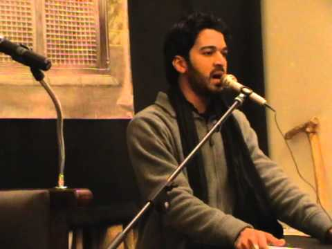 Muharram 1st Night Urdu Majlis P1 video