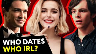 Download Song The Chilling Adventures of Sabrina The Real-life Partners Revealed |⭐OSSA Free StafaMp3