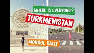 TURKMENISTAN - WHAT ON EARTH?!?!