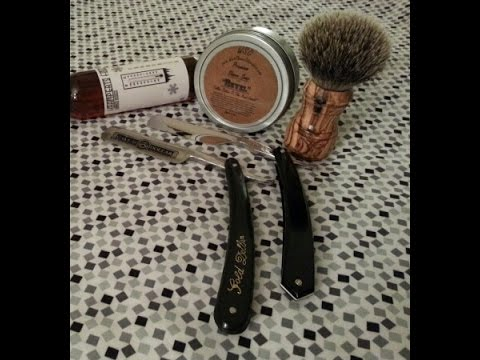 Shave ReadyTest Gold Dollar 66, and Thiers Issard 11/16ths